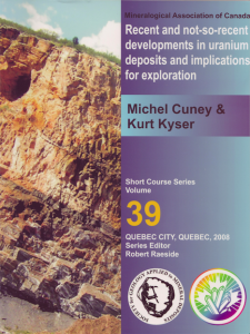 Exploration for Uranium Deposits Short Course